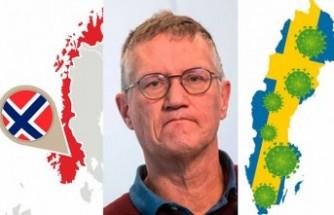 Anders Tegnell: Koronavirüsle mücadelede Norveç'in başarısını değerlendirdi