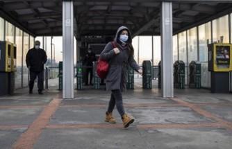 Türkiye'de koronavirüs nedeniyle 34,4 milyon kişi sokağa çıkamayacak