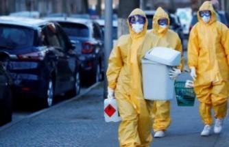 Yurt dışında koronavirüsten hayatını kaybeden Türk vatandaşı sayısı 156'ya ulaştı