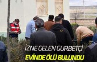 İzne Gelen Gurbetçi Kulu'da Evinde Ölü Bulundu