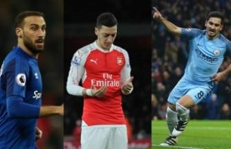 Avrupa futboluna damga vuran Türk yıldızlar