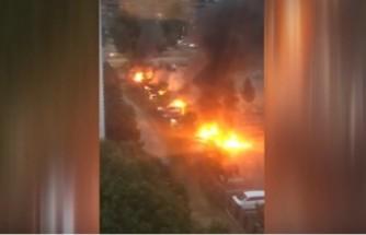 Bir gecede 70 arabayı ateşe vermişti - cezası belli oldu