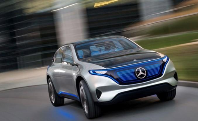 Elektrikli Mercedes EQC  İsveç'te tanıtılacak
