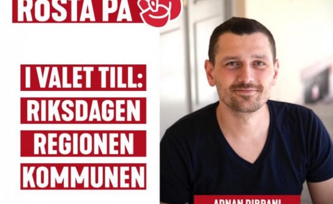 İsveç Parlamentosu'nda Arnavut Kökenli Milletvekili