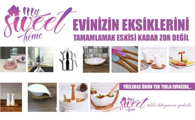 Türkiye'nin ev ürünleri İsveç'te