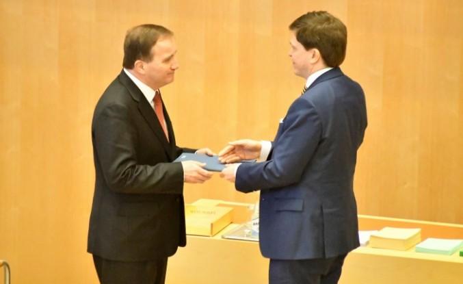 İsveç'te 130 gün sonra hükümet kuruldu