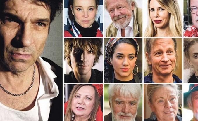 İsveç'te 171 sanatçıdan İsrail'de yapılacak Eurovision'u boykot çağrısı