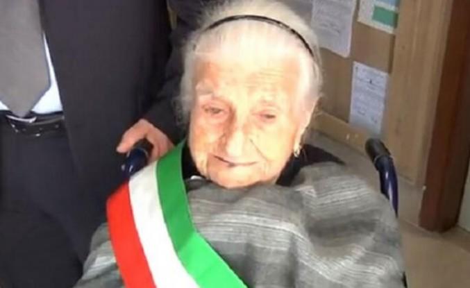 Avrupa'nın bilinen en yaşlı insanı hayatını kaybetti