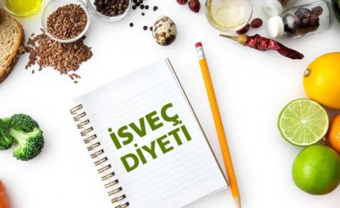 Kesin kilo verdiren İsveç diyeti nasıl yapılır?