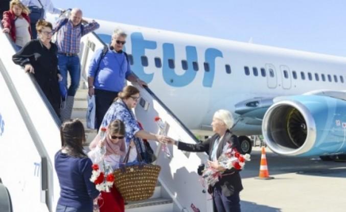 İsveç'ten Antalya'ya rekor seviyede turist gitti