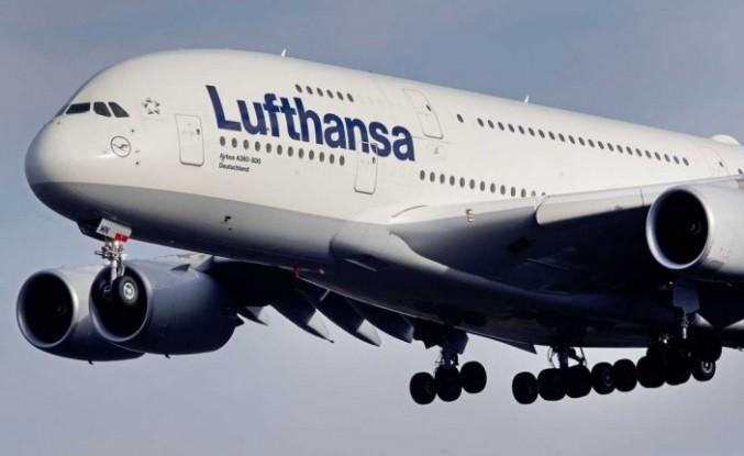 Luftansa Havayolunda büyük kriz grev başladı 180 bin yolcu olumsuz etkilendi