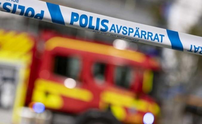 İsveç'teki yangından cinayet çıktı