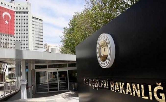 Dışişleri Bakanlığı'ndan Çin'deki Türk vatandaşlarının tahliyesiyle ilgili açıklama