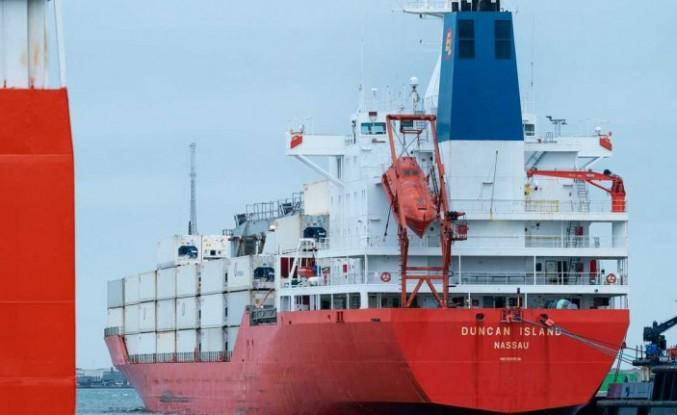 İsveç'ten geçen dev gemiye: Danimarka'da kokain operasyonu