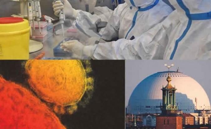 Stockholm'de koronavirüs alarmı - 3 kişi karantinaya alındı