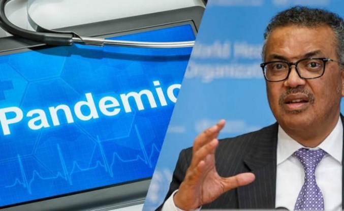 Dünya Sağlık Örgütü'nden korkutan açıklama: Dünya daha önce böyle bir pandemiyle karşılaşmadı