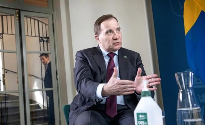 İsveç Başkabanı Löfven, ''İsveç'te binlerce kişi ölecek''