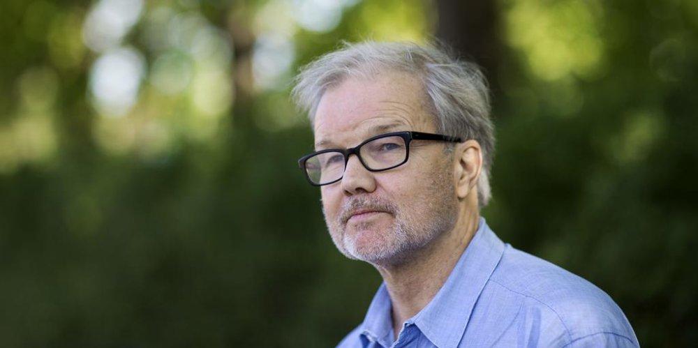 Gothenburg Üniversitesi'nde Agecap profesörü ve direktörü Ingmar Skoog. Fotoğraf: Johan Wingborg