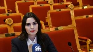 Sultan Kayhan İsveç'te yeniden milletvekili adayı