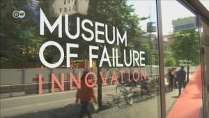 İsveç'te başarısızlıklar müzesi açıldı