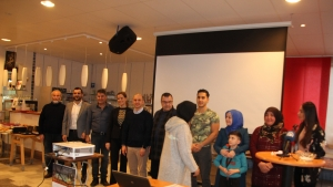 İsveç'te NG Afyon Otel Tanıtımı