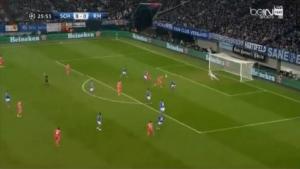 Schalke - Real Madrid Şampiyonlar Ligi Maçı Golleri