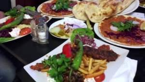 Anadolu  mutfağını Stockholm'de tanıtıyor...
