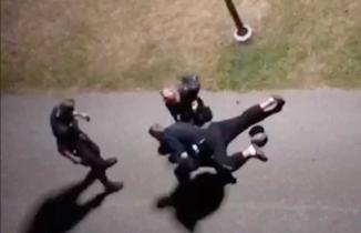 Stockholm'de 2 kişiyi bıçaklayan zanlı böyle yakalandı