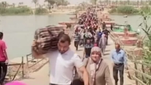 Yaşamak için IŞİD'den kaçış!