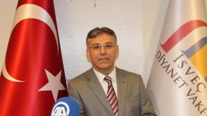 Din Hizmetleri Müşaviri Fatih Mehmet Karaca'nın Kurban Bayramı Mesajı
