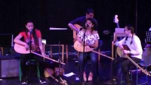 Stockholm'de Türk gençlerinden muhteşem konser