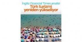 İngiliz basını Türk turizmini mercek altına aldı
