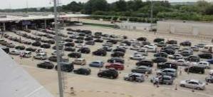 Altı günde 93 bin tatilci Kapıkule'den giriş yaptı