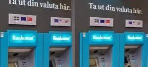 Arlanda Havalimanı'nda Türk Lira'sı Dönemi