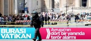 Avrupa ülkelerinde terör paniği