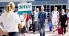 Detur, İsveçten yılın ilk turist...