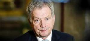 Finlandiya'da Cumhurbaşkanlığına Yeniden Niinistö Seçildi