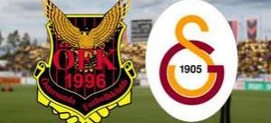 Galatasaray'ın rakibi Östersunds'dan Türkçe mesaj