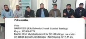 IGMG, Müslümanlara hakaret eden siyasetçi hakkında suç duyurusunda bulundu