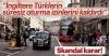 İngiltere Türklere süresiz oturumu...