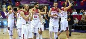 İsveç'e gidecek Türkiye Basketbol Milli Takımı kadrosu açıklandı