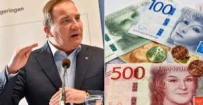 İsveç'te hükümetinden emeklilere...