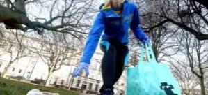İsveçlilerin yeni sporu 'Plogging' çevreyi kurtarıyor