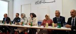 KEFEK Milletvekilleri Stockholm'de vatandaşlarla biraraya geldi