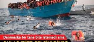 Nüfusu 200'e düşen adanın umudu mülteciler