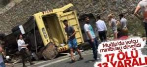 Türkiye'de feci   kaza