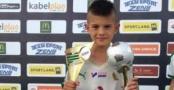 Harika çocuk İsak'ı, Barca'nın elinden Benfica kaptı!