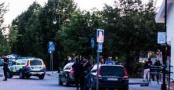 İsveç'te bıçaklı saldırgan polis tarafından vuruldu