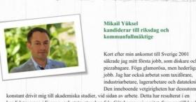 Türk Asıllı Siyasetçi İsveç'te Milletvekili Aday Adaylığını Açıkladı